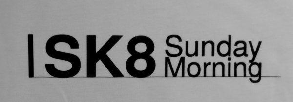 I SK8 Sunday Morning (後面)