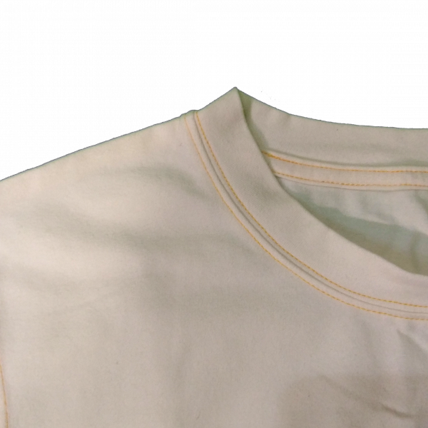 Neck Stitching